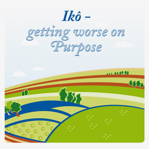 Getting Worse on Purpose album cover