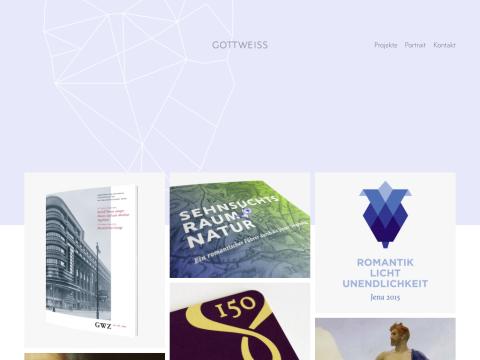 Maria Gottweiss· Visuelle Kommunikation· Startseite
