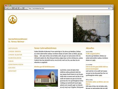 Karmelitinnenkloster St.Teresa Weimar
