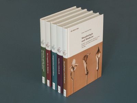 »Morphologie und Moderne«, aus der Reihe »Klassik & Moderne« der Klassik Stiftung Weimar