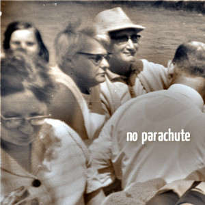 No Parachute album cover