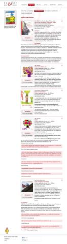 Website Kinderbuchverlag: Susanna Rieder Verlag, München